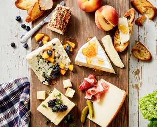 Make It Summer Cheese Plate & The Dessert Cheese Plate - Lactalis Culinary