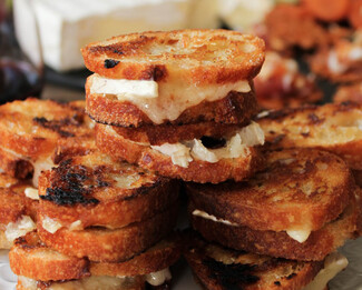Président® Brie & Bacon Bites