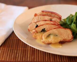Black Diamond® Cheddar Stuffed Chicken Breasts