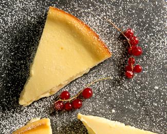 Galbani® Limoncello Ricotta Cheesecake