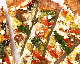Galbani® Mediterranean Pizza