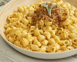 Galbani® Pumpkin Mac 'N Cheese