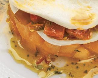 Galbani® Tomato Tartare