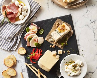 The Antipasto Cheese Plate