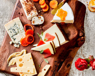 The European Cheese Plate