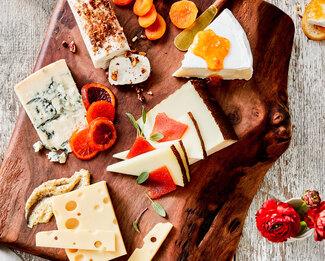 The European Cheese Plate