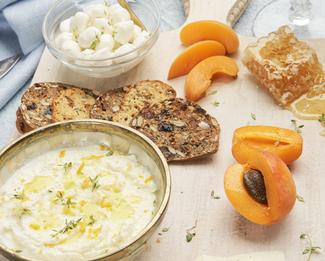 Galbani® Tastes of Summer Cheese Plate