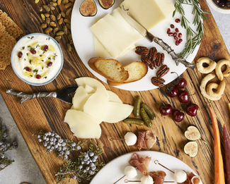 The Winter Cheese Plate