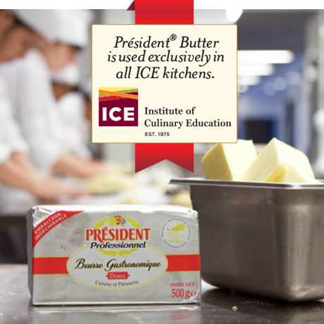 Président Butter at ICE