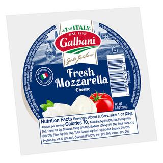 Common Lications Ball Publix Deli Fresh Mozzarella Cheese