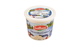 Galbani 2/3 LB FRESH MOZZARELLA OVOLINI 4 OZ (TUB)