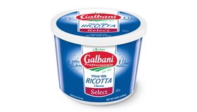 Galbani 4/5 LB WHOLE MILK SELECT RICOTTA