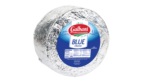 Galbani 1/6 LB BLUE CHEESE WHEEL FOIL