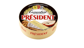 Président 6/8 OZ AUTHENTIC CAMEMBERT WHEEL