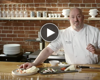 Learn how to make<br/>The Antipasto Cheese Plate