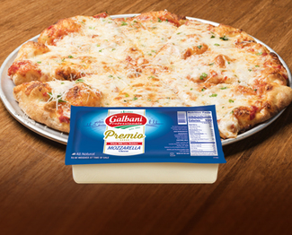 Nothing tops the taste of Galbani Premio Mozzarella