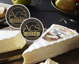 Triple Crème Brie wins the gold again
