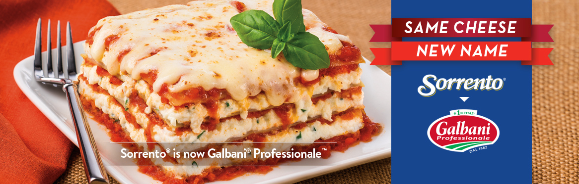 Sorrento is now Galbani